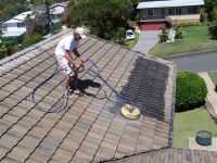 cement-tile-roof-cleaning-during
